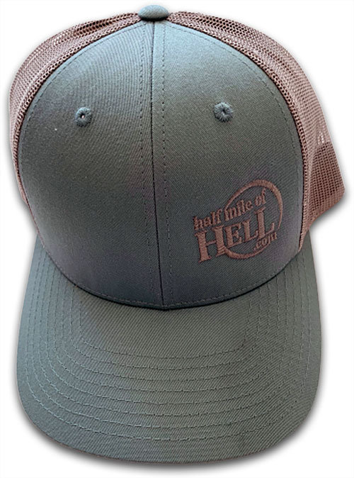 WPCA Richardson Snap Back Hat